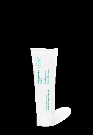 zsálya fluorid-mentes fogkrém